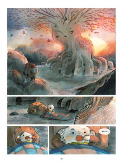 Page 9 L'homme montagne