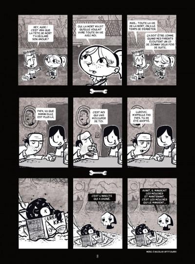 Page 2 La petite mort tome 2