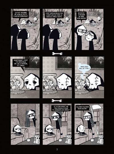 Page 3 La petite mort tome 2