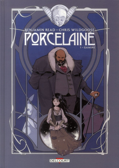 Couverture Porcelaine tome 1 - Gamine