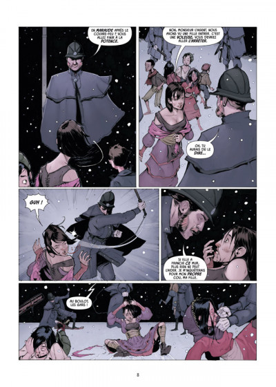 Page 4 Porcelaine tome 1 - Gamine