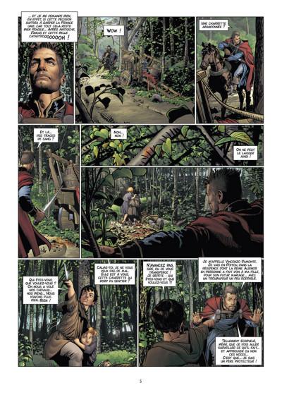 Page 3 Les Reines de sang - Aliénor, la légende noire tome 4