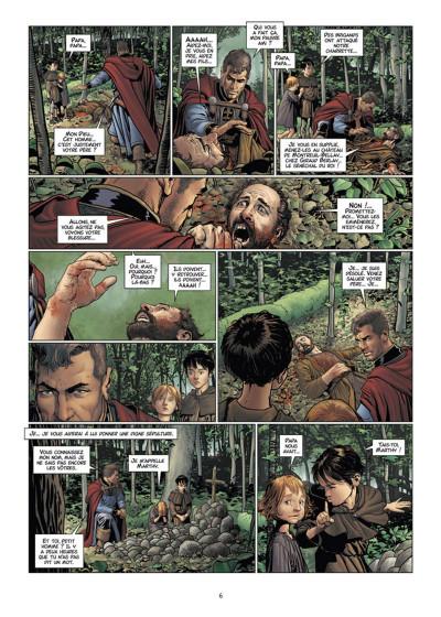 Page 4 Les Reines de sang - Aliénor, la légende noire tome 4