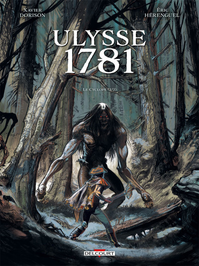 Couverture Ulysse 1781 tome 2