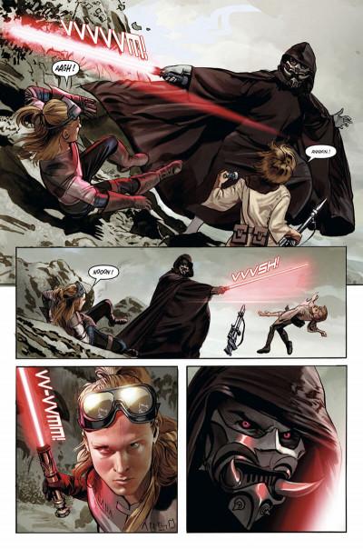 Page 0 La Guerre des étoiles