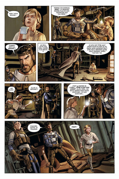 Page 8 La Guerre des étoiles