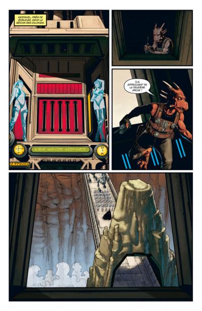 Page 1 Star Wars - Dark Times tome 6 - Une lueur d'espoir