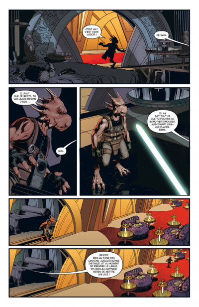 Page 2 Star Wars - Dark Times tome 6 - Une lueur d'espoir