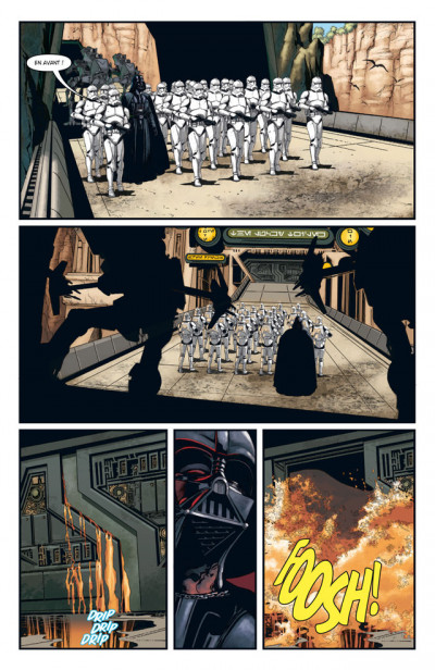 Page 3 Star Wars - Dark Times tome 6 - Une lueur d'espoir