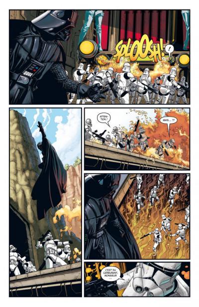 Page 4 Star Wars - Dark Times tome 6 - Une lueur d'espoir