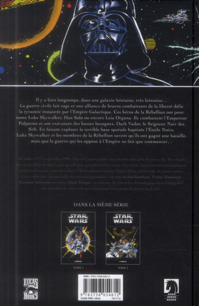 Dos Star Wars classic tome 2