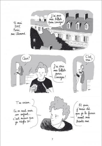 Page 1 Un jour, il viendra frapper à ta porte