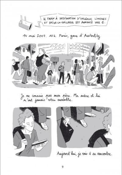 Page 3 Un jour, il viendra frapper à ta porte