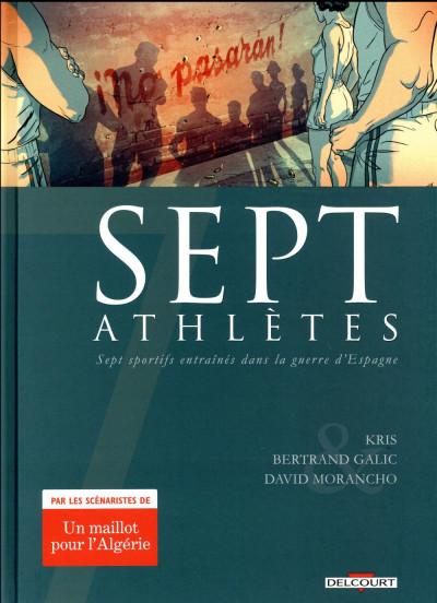 Couverture 7 athlètes