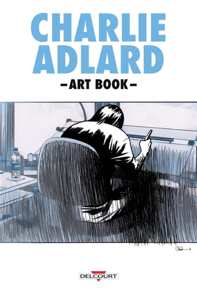 Couverture Charlie Adlard - Art book