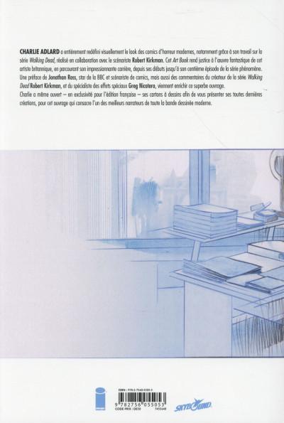 Dos Charlie Adlard - Art book