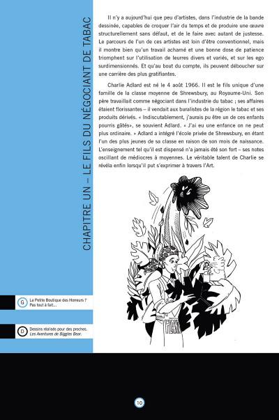 Page 1 Charlie Adlard - Art book