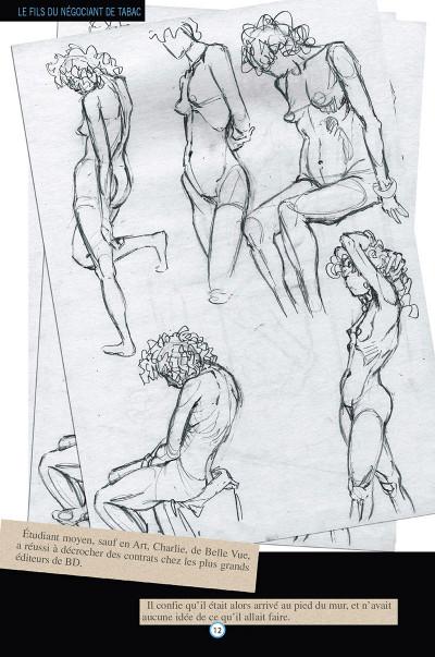 Page 3 Charlie Adlard - Art book