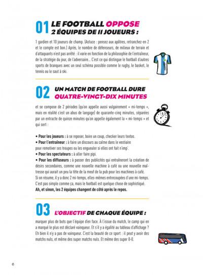 Page 4 Le Foot expliqué aux filles, à ma mère et à Didier Deschamps