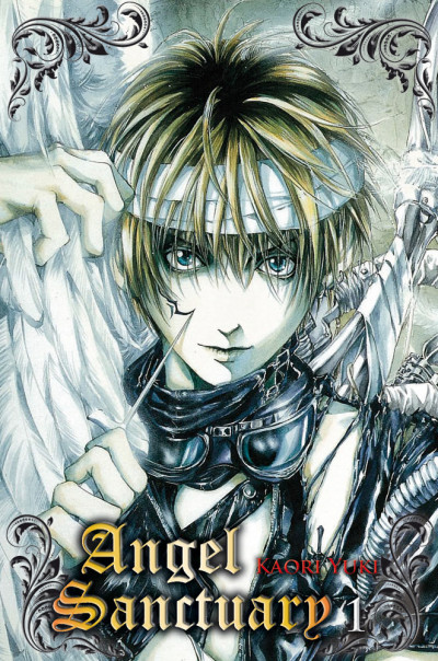 angel sanctuary tome 9