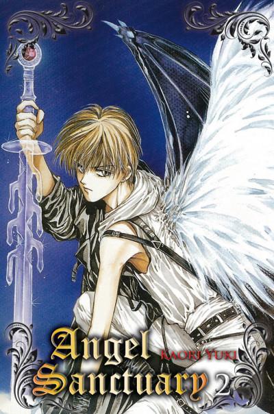 image de angel sanctuary tome 2 édition 2014
