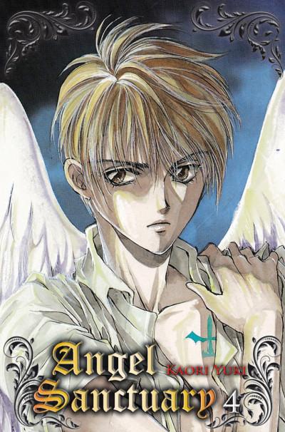 image de angel sanctuary tome 4 édition 2014