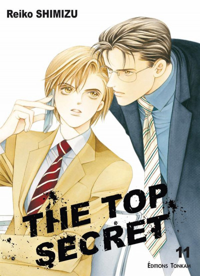 image de the top secret tome 11