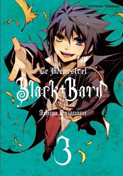 Couverture Black Bard tome 3