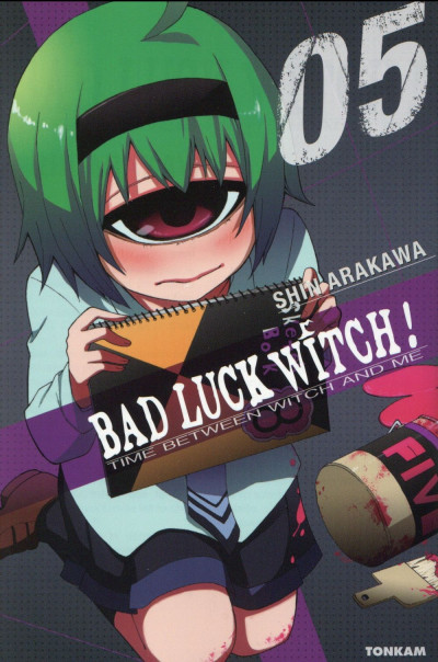 image de Bad Luck Witch ! tome 5