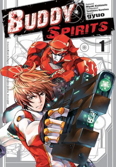 image de Buddy spirits tome 1