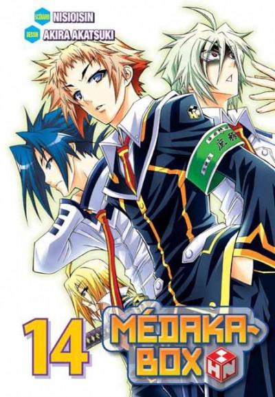 image de Médaka-Box tome 14