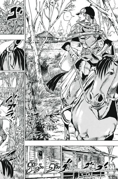 Page 5 jojo's bizarre adventure - steel ball run tome 8