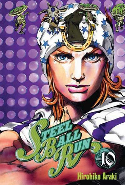 image de Jojo's Bizarre adventure - Steel Ball Run tome 10