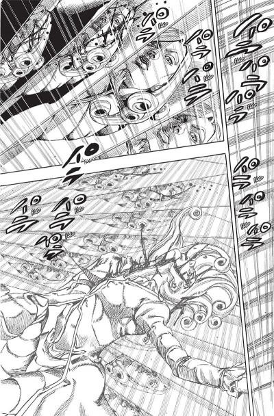 Page 6 Jojo's bizarre adventure - Steel ball run tome 20