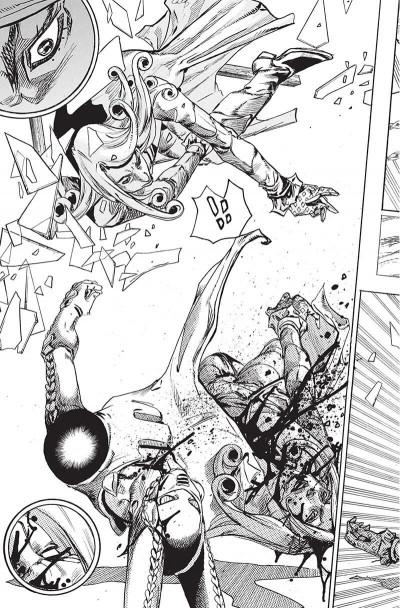 Page 9 Jojo's bizarre adventure - Steel ball run tome 20