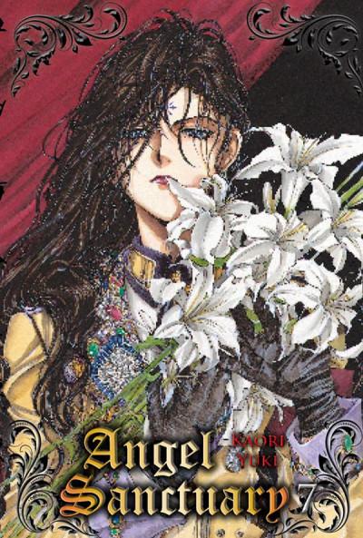 image de Angel Sanctuary Tome 7 - édition 2014