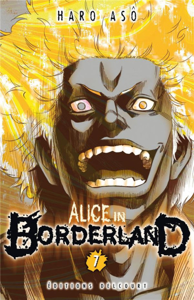 image de Alice in Borderland tome 7