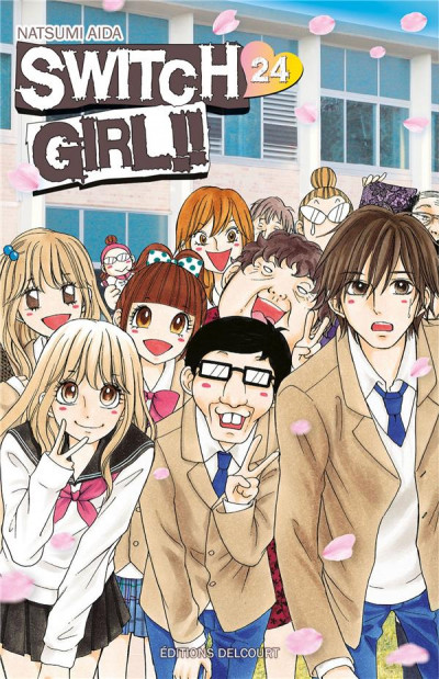 image de Switch Girl tome 24