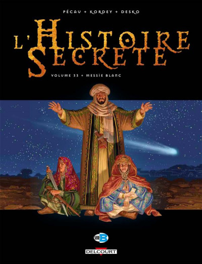Couverture L'Histoire secrète tome 33