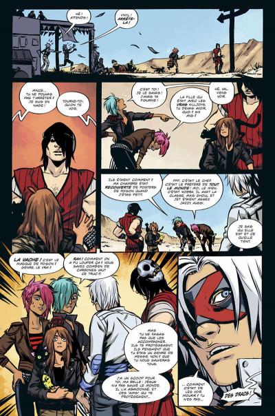 Page 0 Killjoys
