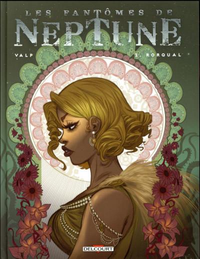 Couverture Les fantômes de Neptune tome 2