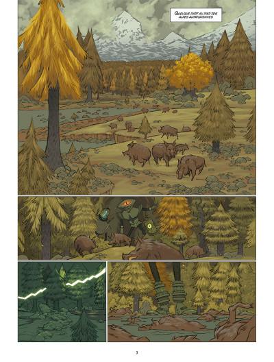 Page 1 Les fantômes de Neptune tome 2
