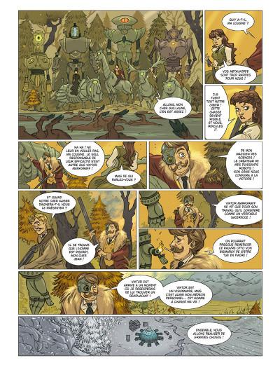 Page 2 Les fantômes de Neptune tome 2