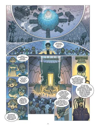 Page 3 Les fantômes de Neptune tome 2