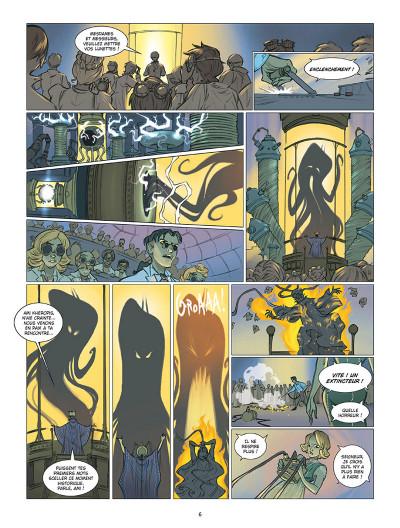 Page 4 Les fantômes de Neptune tome 2
