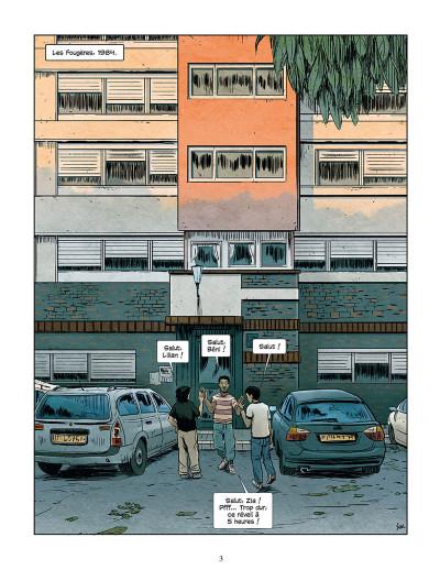 Page 1 Notre histoire tome 2