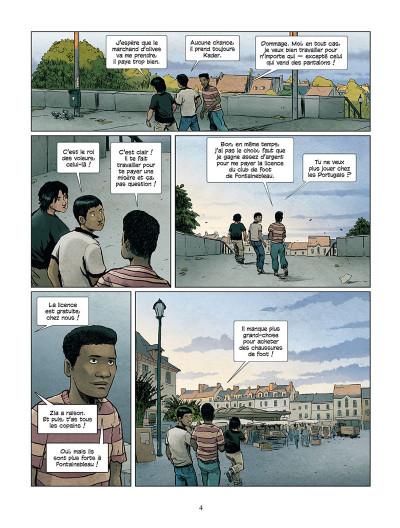 Page 2 Notre histoire tome 2