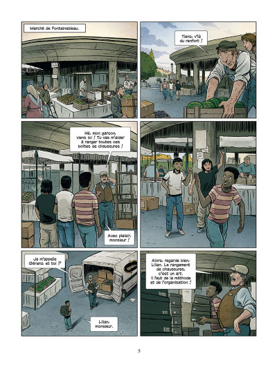Page 3 Notre histoire tome 2