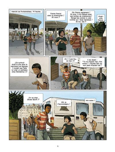 Page 4 Notre histoire tome 2