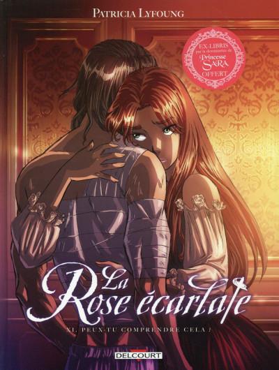 Couverture La rose écarlate tome 11